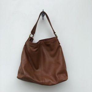 KOOBA Leather Shoulder Handbag